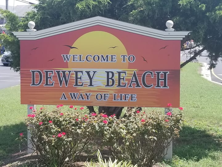 Dewey Beach Get-Away 309 Steps to beach!