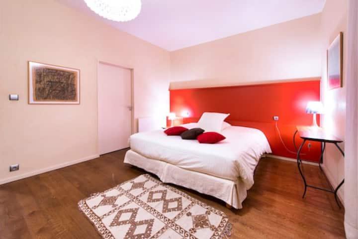 Appartement au Château - jusqu'à 6 pers. «Viard»