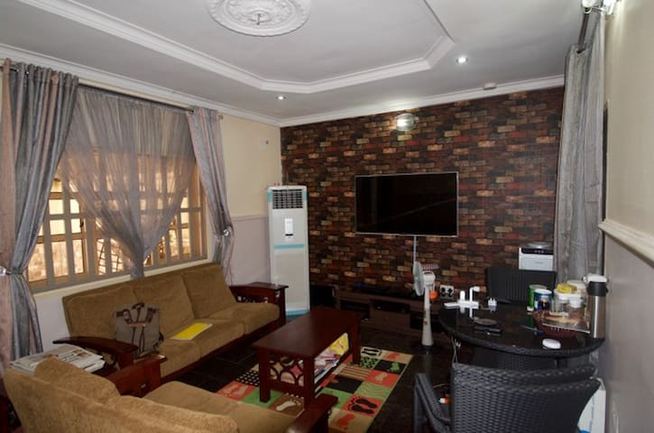 Cute and Cozy - Abuja - Bungalow