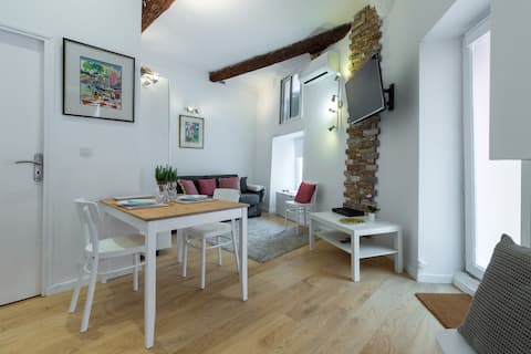 Magnificent studio, old town Villefranche-sur-Mer