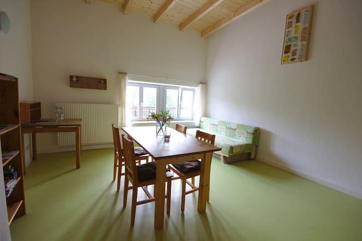 Neue 2-Raum-Wohnung in Weimar - Weimar - Apartment