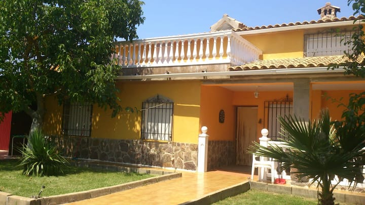 Villa el Gallo