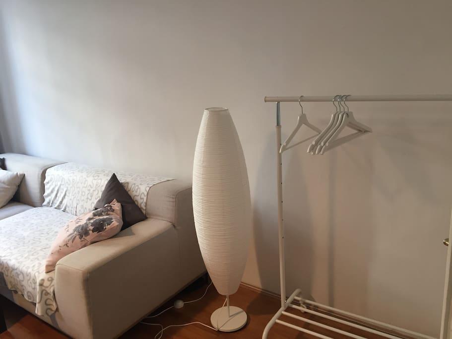 Ständer zum Kleidung aufhängen