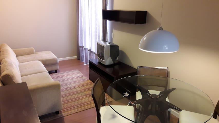 Apartamento inteiro no Água Verde - Curitiba - Apartment