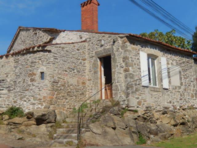 Gite La Petite Maison des Figues - Vouvant - House