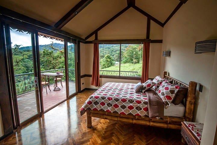 Suite Tacari at Casa Valentina Monteverde - Monteverde - House