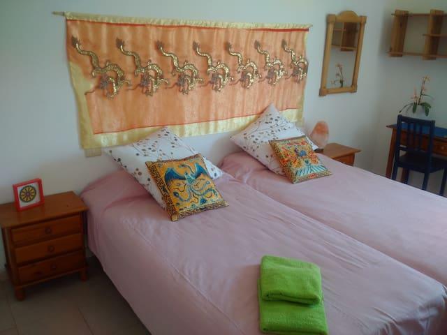 Hause, room next to Papagayo beaches, Playa Blanca