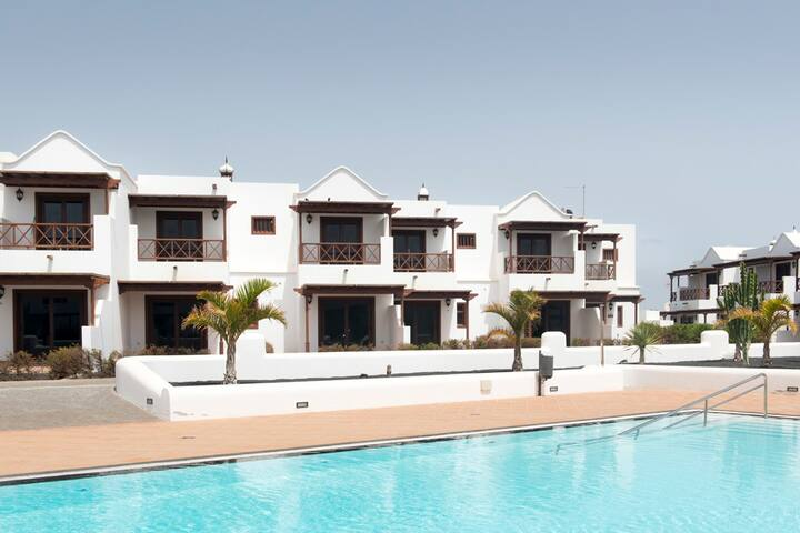 Casa Lolita Luxury duplex with pool - Playa Blanca - House