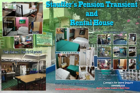Stauffer's Pension Transient and Rental House