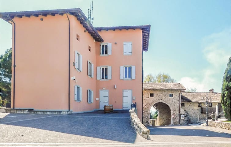 Holiday apartment with 2 bedrooms on 90m² in St.Marg.d.Gruagno (UD)