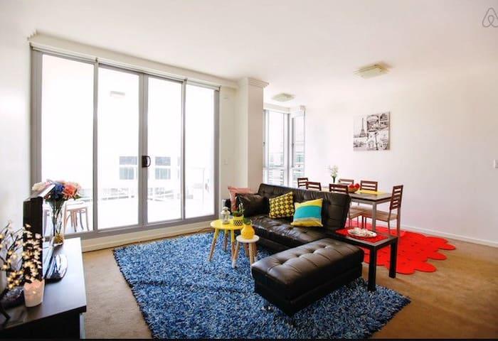 DeluxeEnsuiteRoom-best location CBD - Haymarket - Wohnung