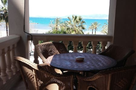 Cute apartment  few steps from the beach in Arenal - Llucmajor - Huoneisto