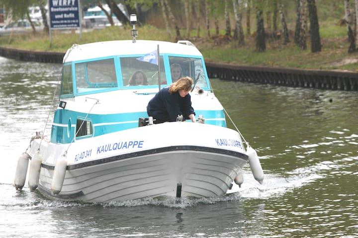 Budget Hausboot bellus 750
