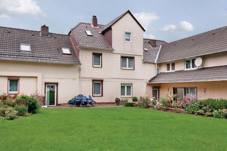 Holiday apartment with 3 bedrooms on 110m² in Fürstenberg/Weser