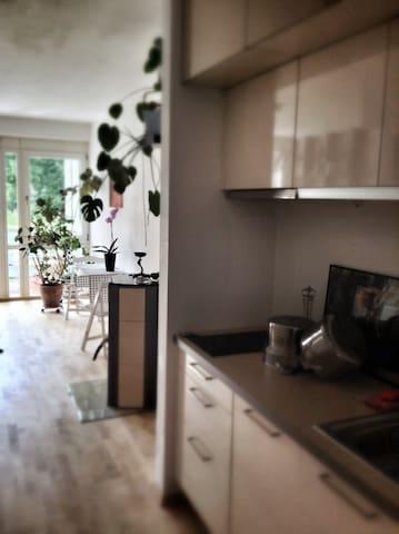 Wohlfühl-Apartment im Wienerwald