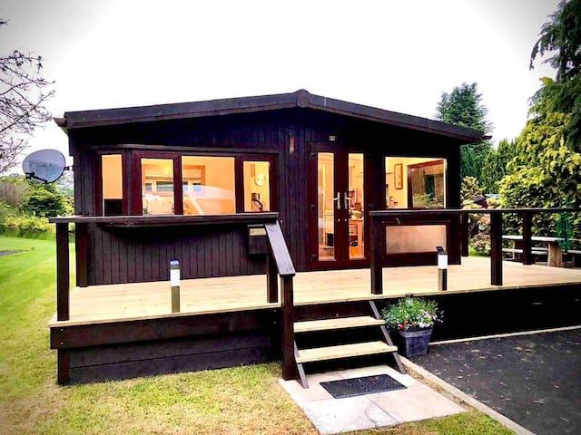 Irfon Lodge - No. 49 - Caer Beris (Pet Friendly)