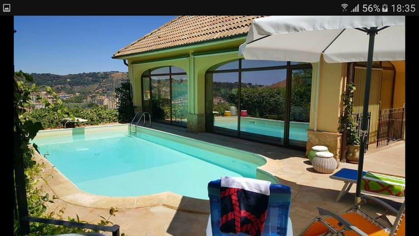 Camera  Familiare  Villa Angela: Suite Family - Piazza Armerina - Apartment