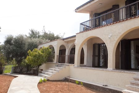 Spacious 4 Bed Villa Ensuite Master - Episkopi