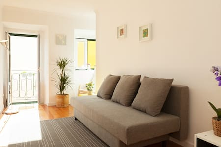 Sunny and cosy apartment in Castelo