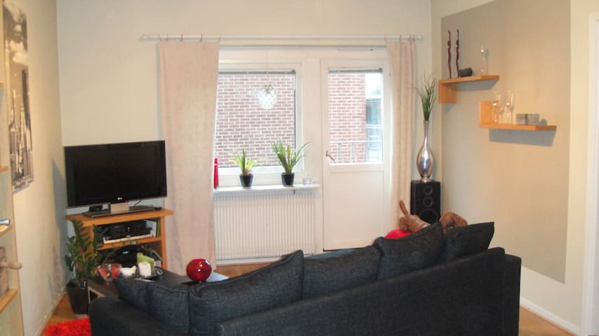 Clean and nice apartment in city. - Halmstad - Apartment