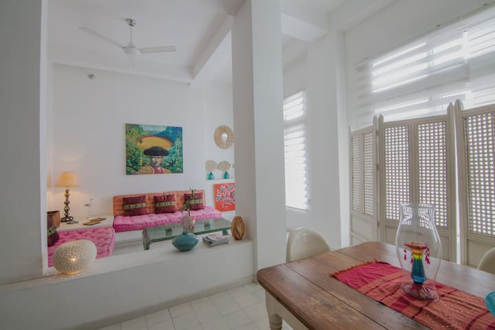 Exquisite Artistic Home in Historical Center