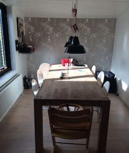 Cozy house with garden, 6 pers - Kokkedal - Talo