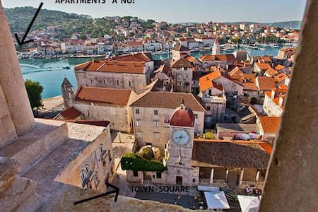 """A Nu!"" - 4* Studio just by Trogir center - Trogir"