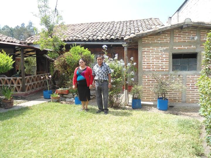 Agradable y céntrica estancia en Huehuetenango