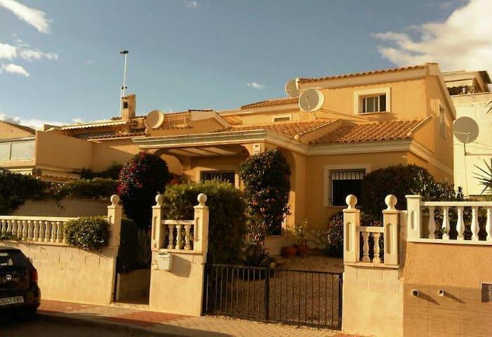 3 bedroom Villa with Sea views - Mazarrón - Dom