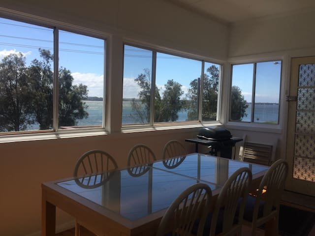 Lakeview Cottage on Lake Budgewoi - Toukley - Casa