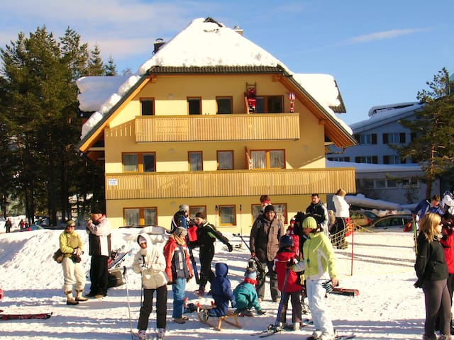 Apartments Rozic in green valley pearl of Slovenia - Kranjska Gora - Apartamento