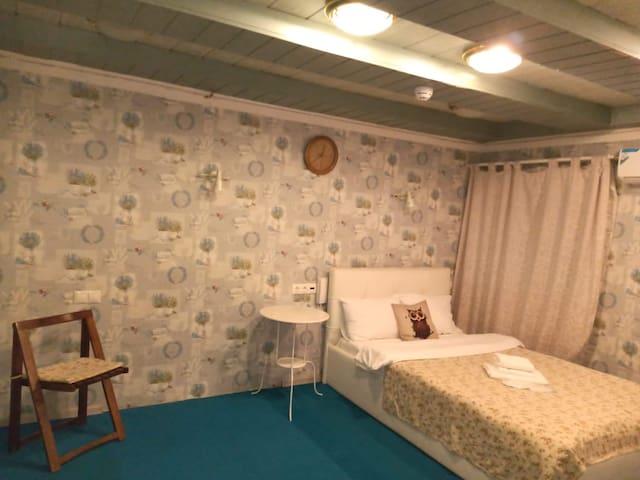 4 Номер с одной кроватью