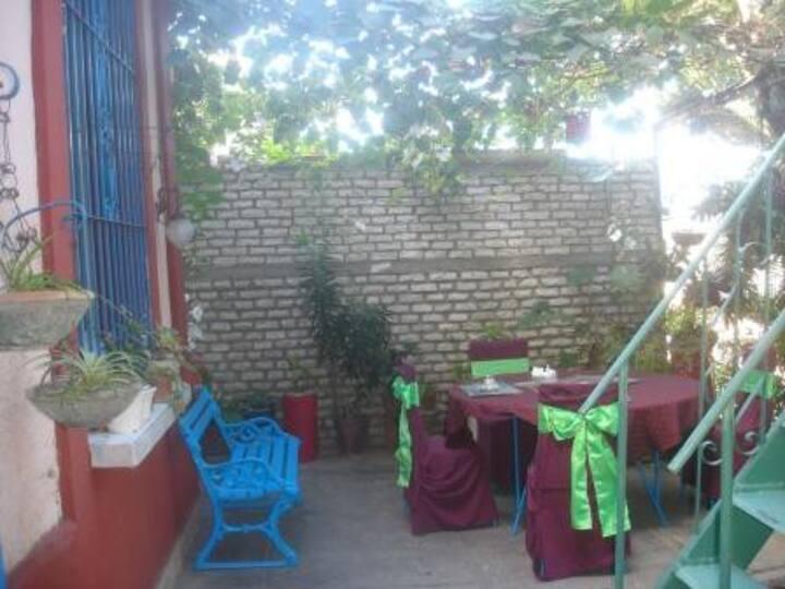 Casa Noemi  en Santiago de Cuba Habitacion no 2