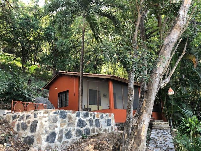 Casa Rosa  en Playa La Ropa