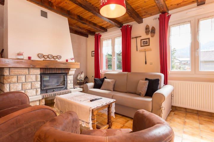 Chalet Bellevue for 12 personnes La Bresse - La Bresse - House