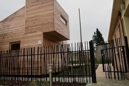 Ecolodge Azur à Fiefs - Fiefs - Earth House - 1