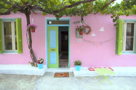 Spitaki, dreamy holiday house in Agalas Zakynthos