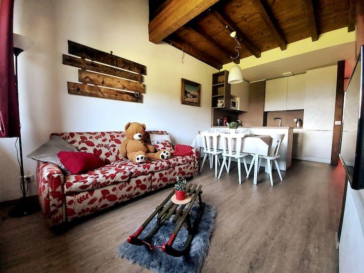 Appartamento Stella Alpina, Tremalzo-Ledro