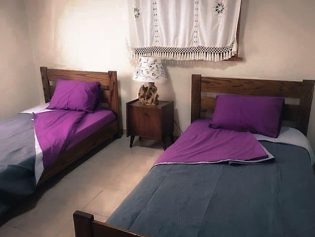 Second bedroom (3 bed)