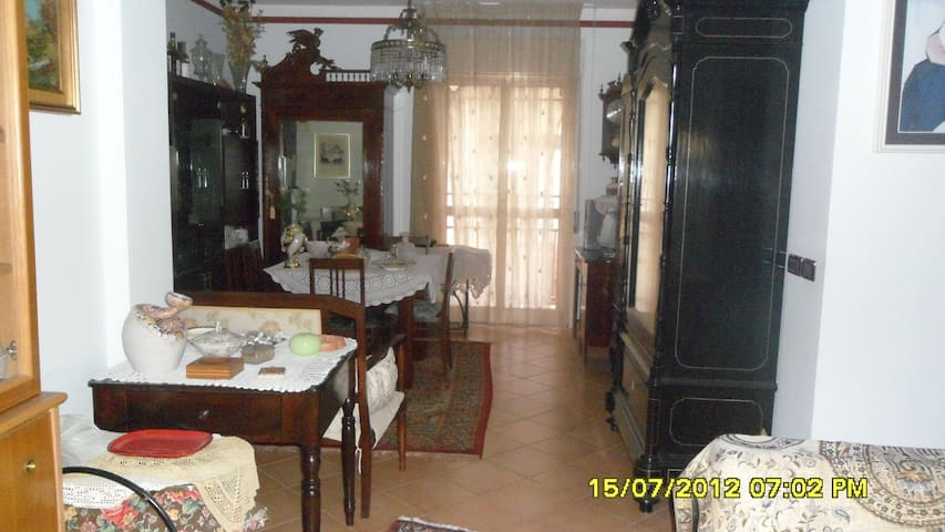 A confortable and lovely sweet home - Mascali - Apartamento