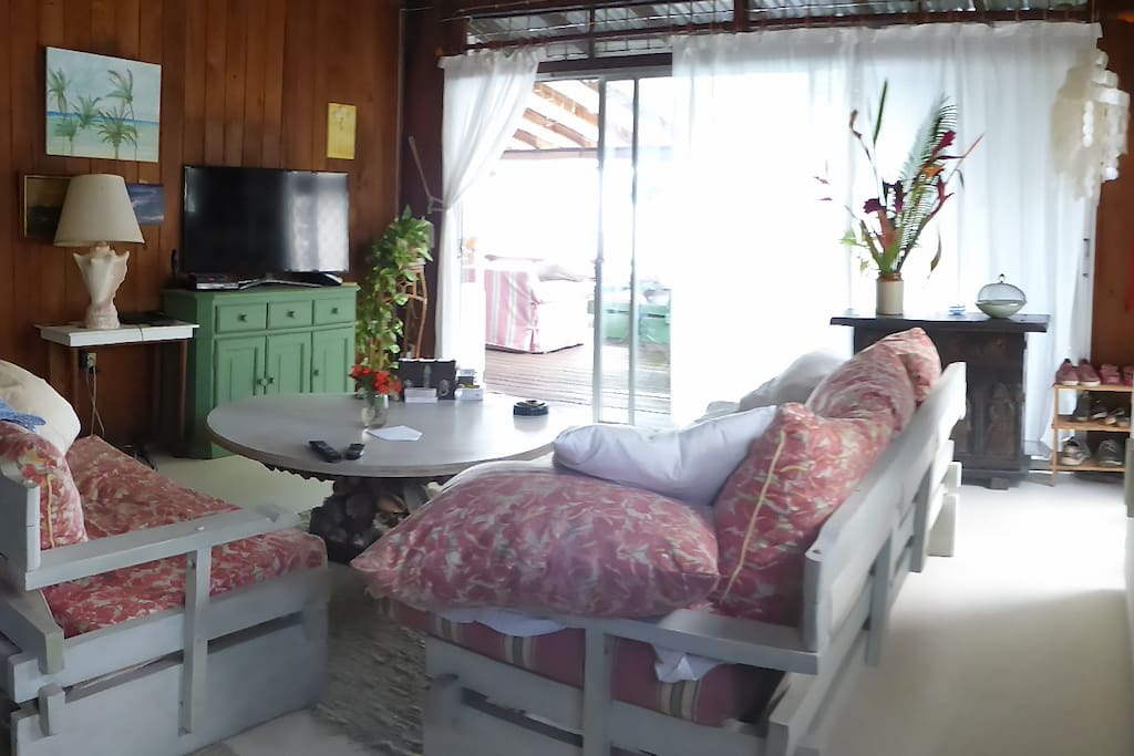 view of lounge
