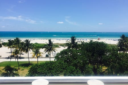 Suite on ocean drive - Miami Beach