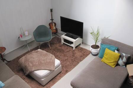 Quiet cosy room near City center