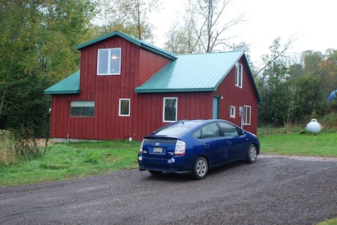 The Red Onion House near Bayfield