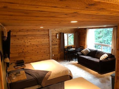 Boulder Mtn Hideaway's Boulder Suite