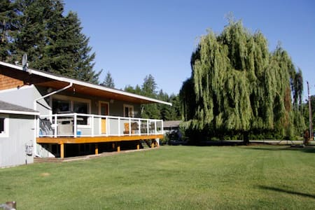 Blind Bay Vacation Rental - Blind Bay - Hus