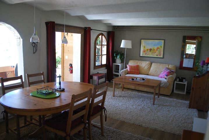 Charming apartment in Villars - Chesières