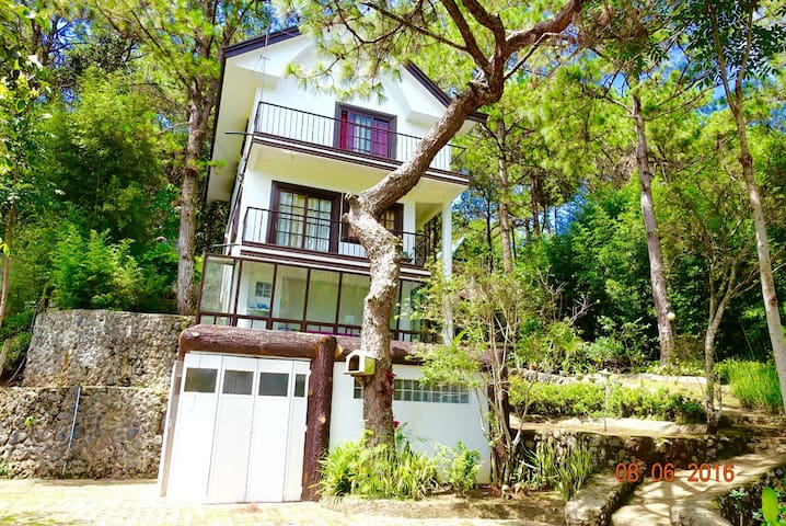 Nature Hills Private Guest House - Baguio - Dom