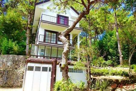 Nature Hills Private Guest House - Baguio - House