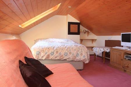 Comfy loft near Watermead Lake - Aylesbury - Loft-asunto